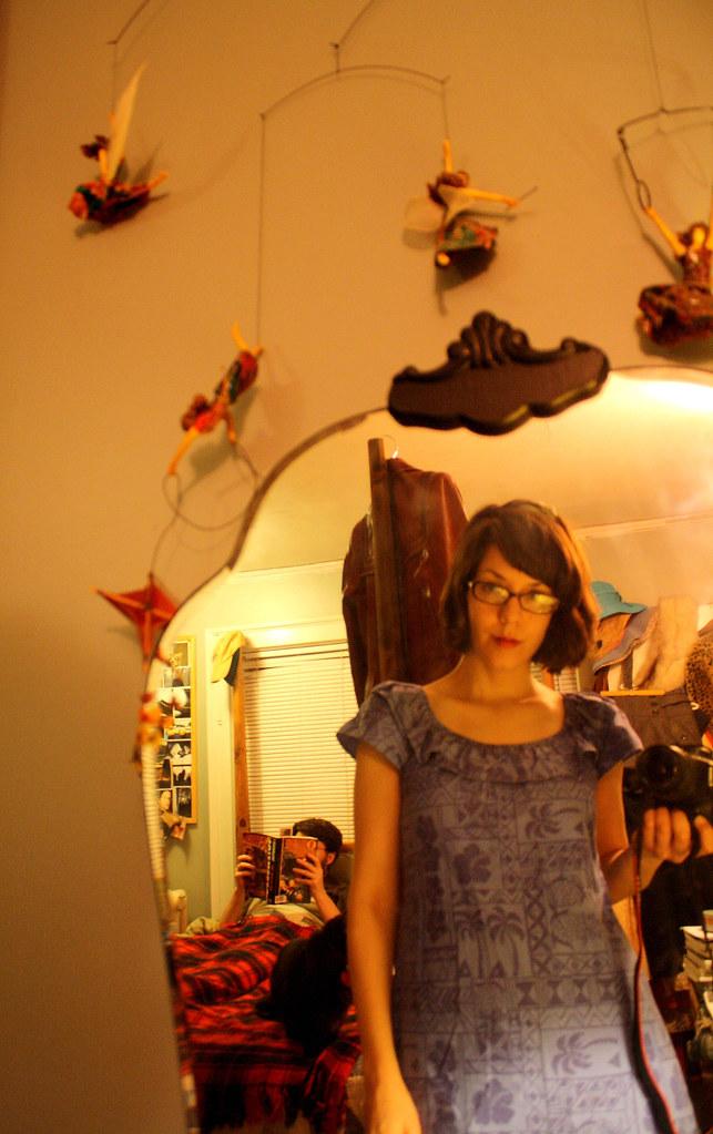 P mirror mirror
