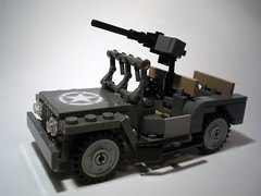 Willy's Jeep (PhiMa') Tags: lego jeep wwii ww2 worldwar2 willysmbjeep
