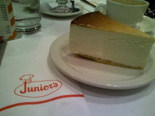 Original Juniors Cheesecake Brooklyn