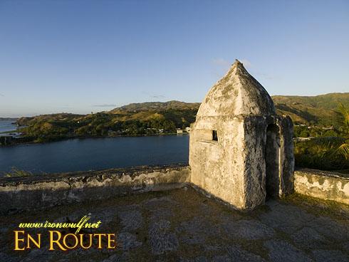 Guam Fort Soledad
