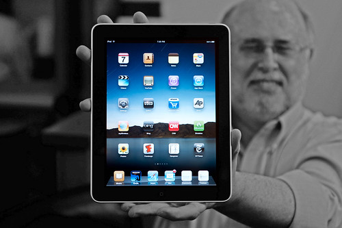 I Haza iPad