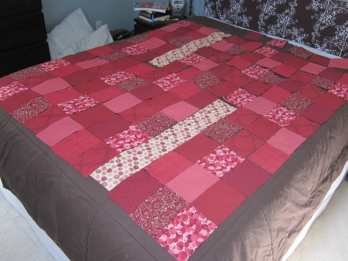 #98 - The Girlie Quilt Layout