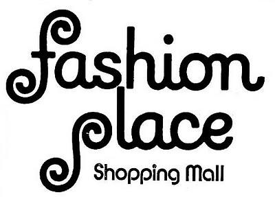 Fashion Place Logo 1972