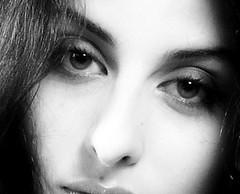 EMMA (viaggiaresiii) Tags: portrait woman sepia studio donna bokeh sguardo ritratti ritratto bocca corpo gambe assente capelli instudio riflesso composizione sfondo pensiero contrasto modelle volto decolte labbra modella vedere ginocchio emozione sentire sensazione tagviaggia