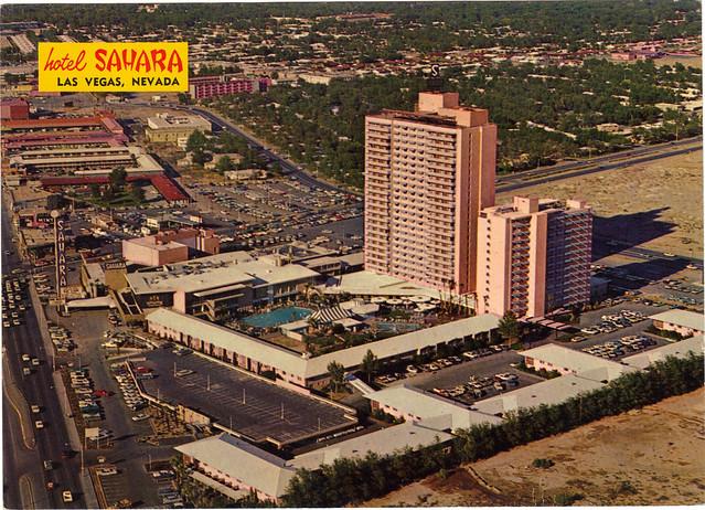Hotel Sahara, Las Vegas