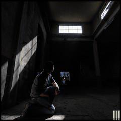 Attratto dalla luce - Light Attraction (il COE) Tags: light urban canon dark lights shadows darkness decay ombre abandon urbano luci exploration 1022mm coe decayed decadence buio urbes urb abbandono oscurit decadenza esplorazione