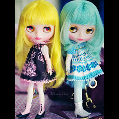 my precious twins