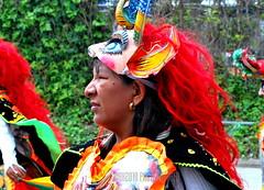 Bolivia People (Max Perrini alias IK7TOE) Tags: red people italy rome colours folk bolivia folklore 2010 d60 nikond60 ik7toe massimoperrini