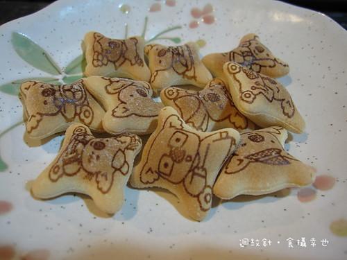 樂天小熊餅乾卡士達鬆餅口味