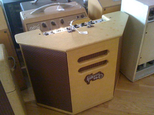 Gibson space amp