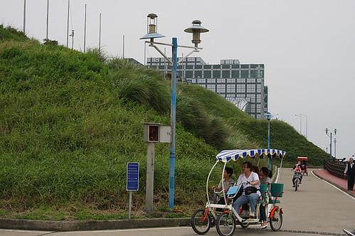新竹南寮漁港十七公里海岸線鐵馬00007