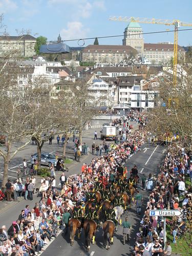 Sechseläuten, Zürich, Switzerland