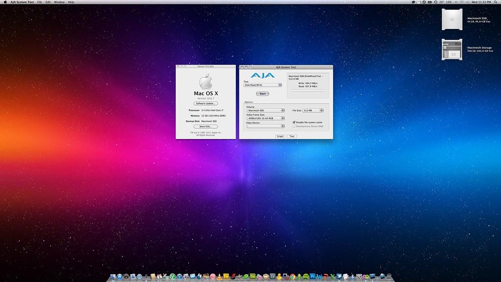 iMac Configuration