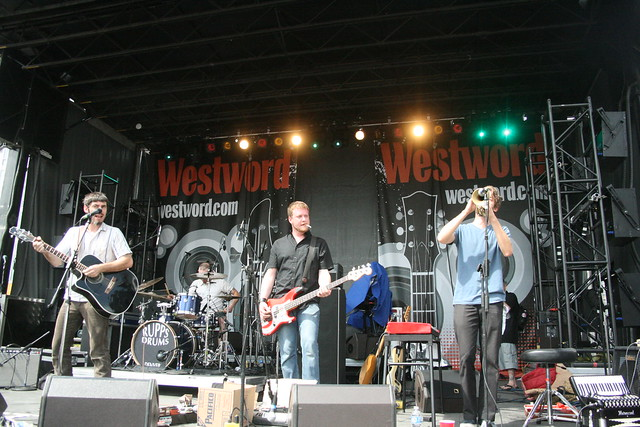 Murder by Death ::: Main Stage @ Westword Music Showcase ::: 06.18.11