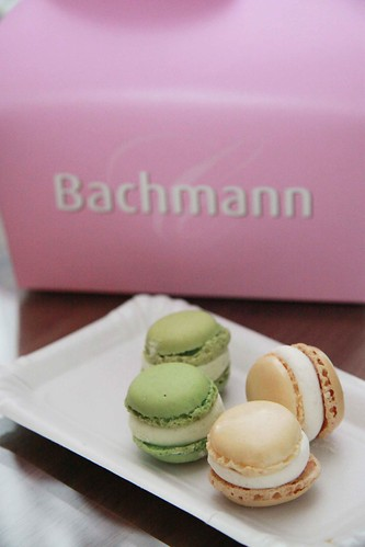 Bachmann Macarons