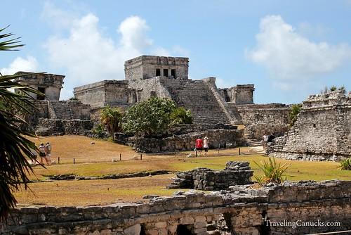 Tulum Temple, Mexico