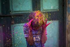 Holi 2014 | Sowcarpet, Chennai (ayashok photography) Tags: india holiday color colors asian nikon colorful asia indian desi chennai holi bharat bharath desh barat cwc barath nikkor50mm festivalofcolor nikonstunninggallery unitedcolorsofindia ayashok nikond700 sowcarpet chennaiweekendclickers ayashokphotography