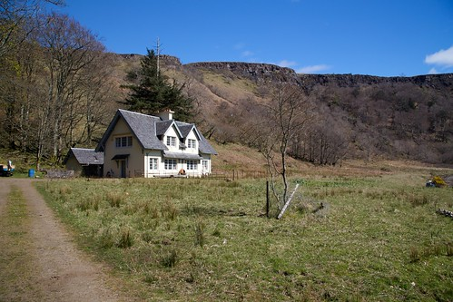 Ardtornish Bay Cottage