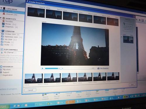 FlipShare Extracting Photos
