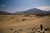 Caral, la plus ancinne cité d'Amérique (Pérou ,avril 2009)
