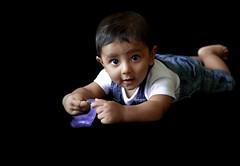 MOHEB (irfan cheema...) Tags: pakistan boy portrait baby face eyes shanghai son drool crawl teether moheb irfancheema familygetty2010