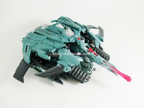 Transformers Megatron RotF Voyager - modo alterno