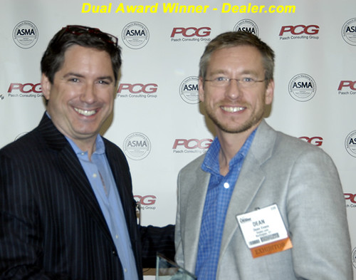 Dealer.com Wins ASMA Award