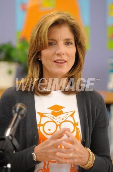 Caroline Kennedy in Save School
