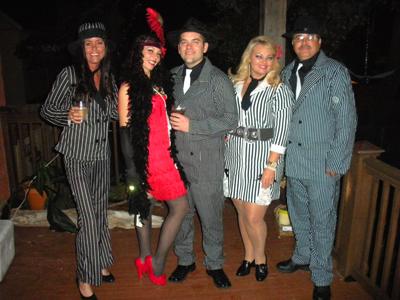 Halloween in Pensacola