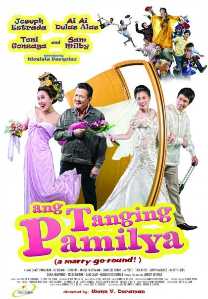 The official poster of Ang T