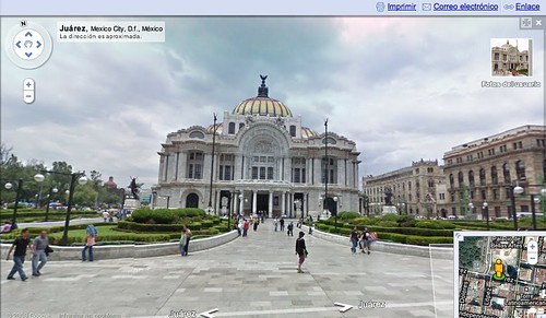 Google Street View Mexico