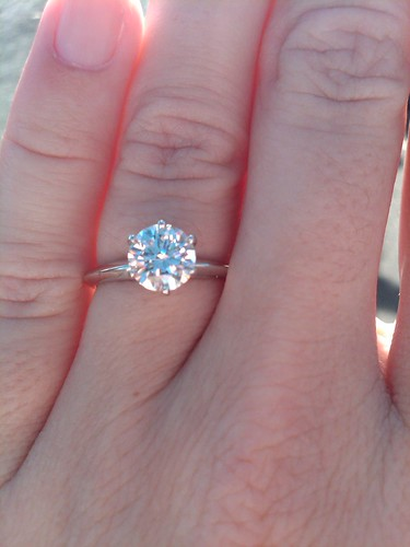 Post Photos Only Of Your Engagement Wedding Ring S Here