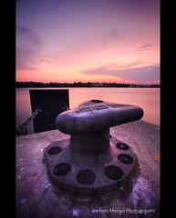 Which Port do you call home? ([Jezza]) Tags: sunset port river landscape dock cityscape hamilton brisbane hdr portside