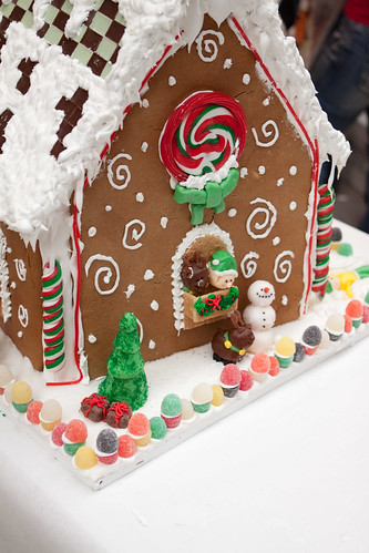 Casa for Casa Gingerbread Competition