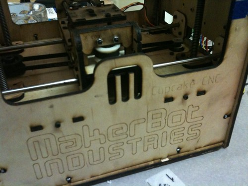 Marker Bot