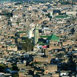 Fès: Vue panoramique sur la médina de Fès