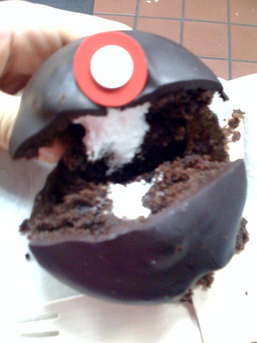 Sprinkles Cupcakes Beverly Hills chocolate marshmallow cupcake
