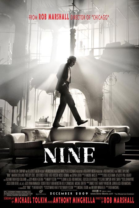 posters de película NINE NUEVE 1