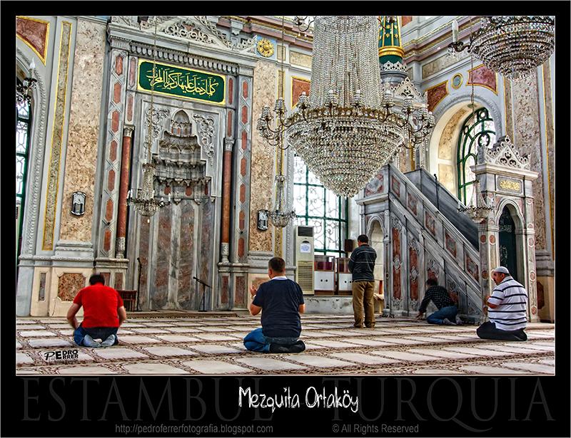 Mezquita de Ortaköy - Ortaköy Cami