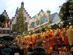 Frankfurter Weihnachtsmarkt 2009 - 01