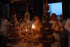 World Tipitaka Candle-light Circumabulation