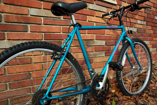 Show us your vintage mountain bikes! - Page 43 - Bike Forums