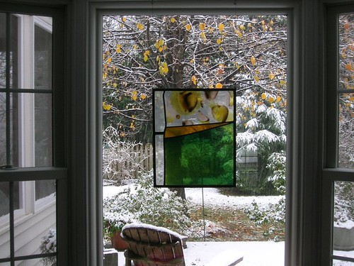 First DC Snow