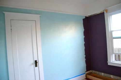 From plum to Robin's Egg Blue