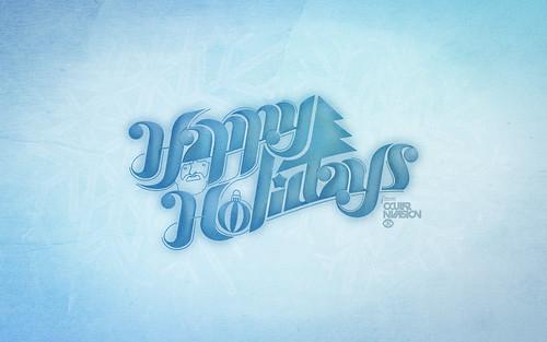 Happy Holiday Wallpaper HD