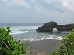 Tanah Lot (Hynek S.) Tags: bali beach indonesia tanahlot