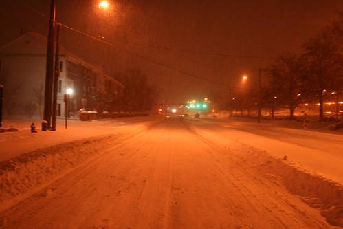 Desolate Huntington