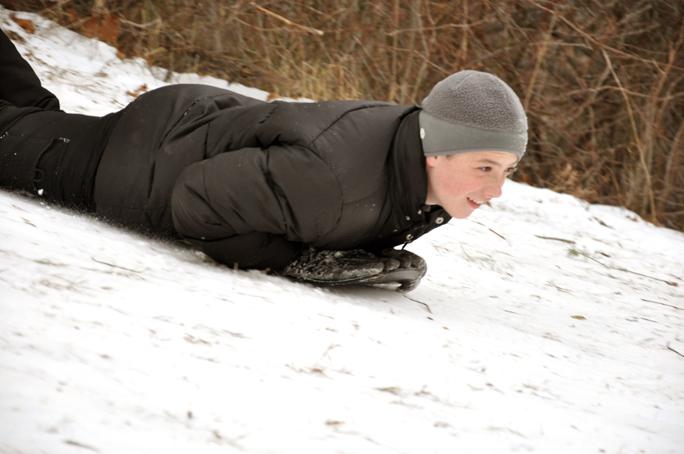 sledding 31
