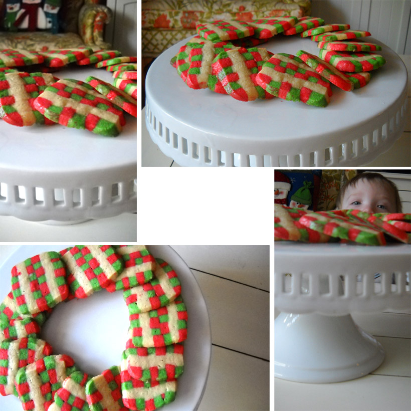 4203467135 0f2b72d7dd o Checkerboard Cookie Tutorial  Toddler Wonderland Goodies