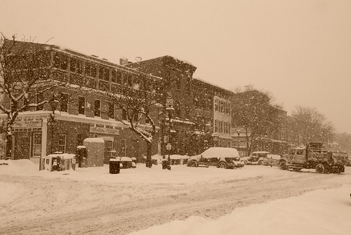 Snowy Fells Point